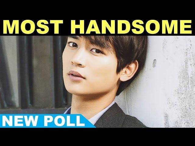 [New Poll] Most Handsome K-Pop Boy Group Member!