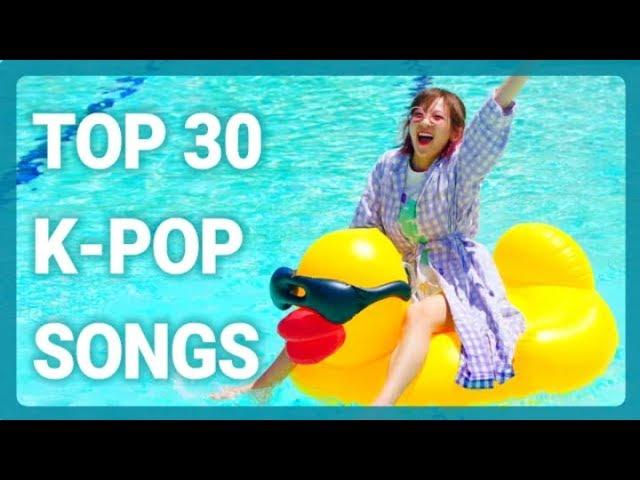 K-VILLE STAFF CHART – TOP 30 K-POP SONGS OF MAY 2018 (WEEK 5)